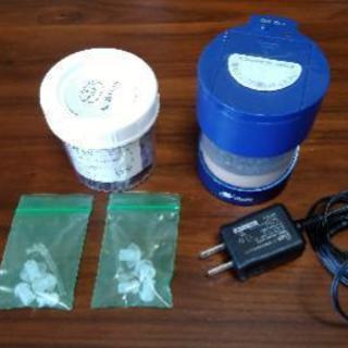 補聴器乾燥器☆未使用の補聴器用乾燥ケース