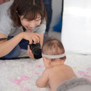 【無料】ベビーフォト付き☆「授乳フォト」モデル募集!【1名様】