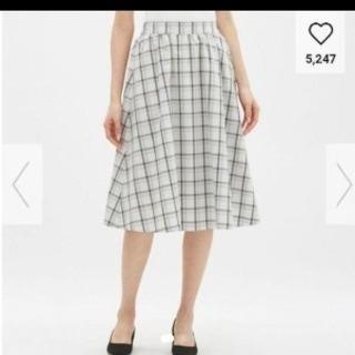 GUスカート未使用