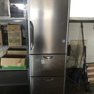 自動製氷機付き 冷蔵庫 日立 格安 355L ファミリー 中型 冷凍