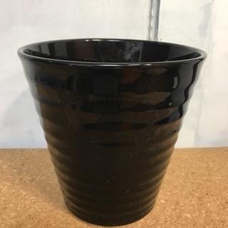 植木鉢 黒