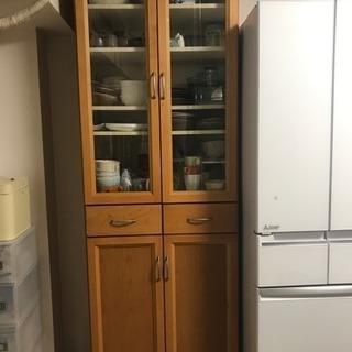 ニトリの食器棚