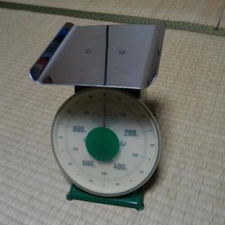 Yamato上皿はかり・1kg計り・美品