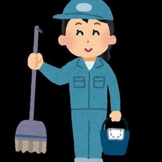毎日のコインランドリー清掃&週2、3回のマンション清掃員募集です!...
