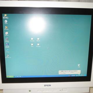 EPSON 17型TFT液晶ディスプレイ LD1754S