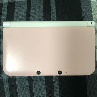 NINTENDO 3DS LL(ピンク)