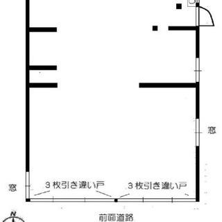 港区【三田駅8分】店舗・軽作業・倉庫等ご相談OK!