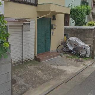 旗の台7分 前面に駐車スペース有り!1F軽作業・倉庫・事務所!