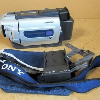 ☆ソニー SONY DCR-TRV107 NTSC HandyC...