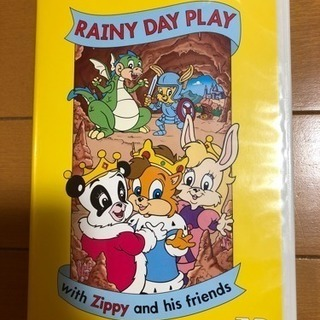 DWE ディズニー英語 ズィッピーzippy DVD非売品