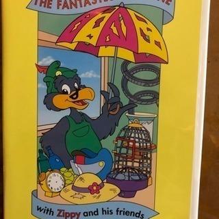 DWE  ディズニー英語 ワールドファミリーズィッピーzippy...