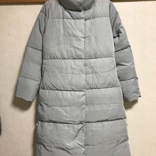 【新品未使用】レディース 中綿コート ロングコート ダウン風コート