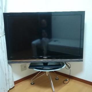 ソニー46Vテレビジャンク