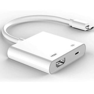 iPhone iPad  iPod ライトニング HDMI