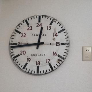 廃盤、NEW GATE掛け時計‼