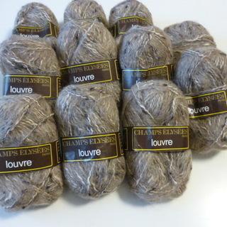 フランス製毛糸