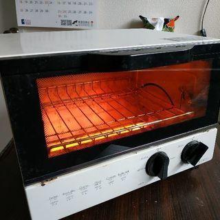 オーブントースター(Twinbird2012年製)