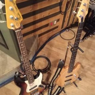 ベース教えます Bass Lesson
