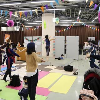 赤ちゃんとママのための特別児童館「ママタイムカフェinDILIPA京都」