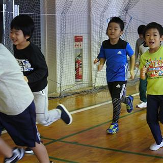 運動能力のベースをワンランクアップ?!親子で楽しくかけっこ教室【...