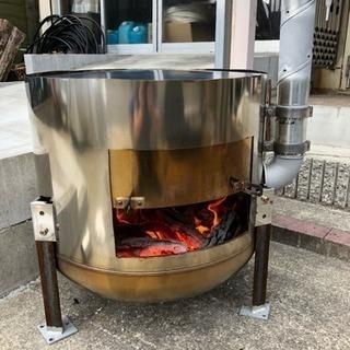 焼却炉、ロケットストーブ、廃油ストーブ、薪ストーブ製作