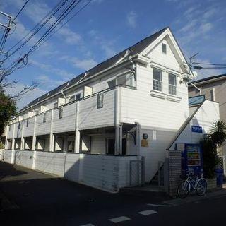 草加駅14分 2階の南西角部屋 net Wi-Fi タダ