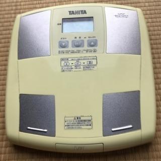 タニタヘルスメーター