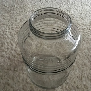 ガラス容器(瓶)容量8ℓ