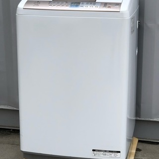 格安で!日立 洗濯乾燥機◇7/4Kg◇乾燥機能付き◇多機能◇201...