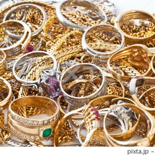 不要になった、貴金属、腕時計をお売りください。
