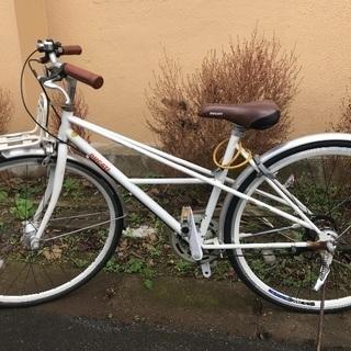 クロスバイク DUCATI