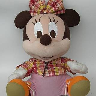 大きい・でっかい!ディズニー★ミニーマウス ぬいぐるみ◎Disn...