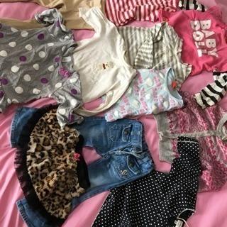 女の子子供服 まとめ売り 90サイズ 冬