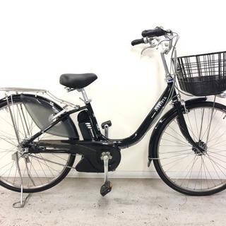 新基準 ブリジストンアシスタ8.1Ahリチュウム電動自転車中古