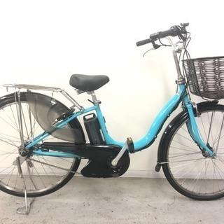 新基準ヤマハパスナチュラ8.7Ahリチュウム電動自転車中古