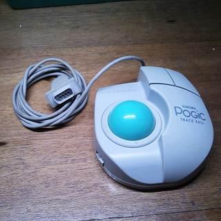 NEC9801対応 エレコム製 トラックボール 中古品