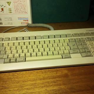 NEC 9801対応キーボード 中古品