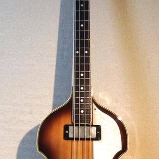 値下げ! Greco VB Violin Bass 1981年 ...