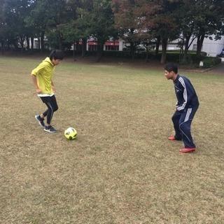 出張サッカーレッスン(パーソナルトレーニング)