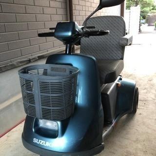 【値下げ】希少 電動車いす シニアカー スズキ 車椅子 セニアカー ♪