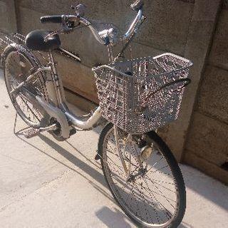 ヤマハ電動自転車!