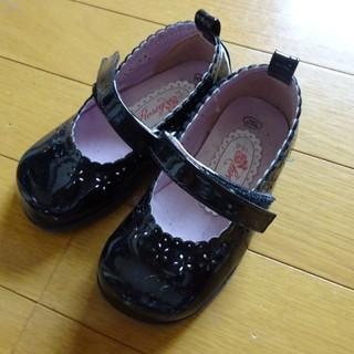 値下げ 女の子フォーマル靴 15cm