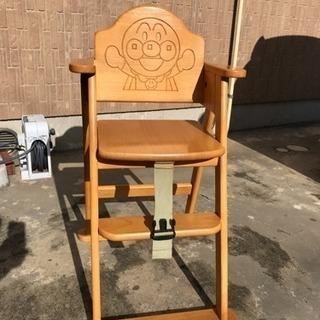 アンパンマン 幼児用 椅子