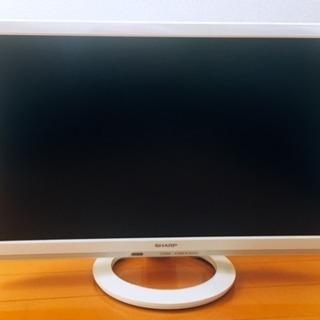 【交渉中】テレビ本体とリモコン