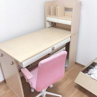 学習机×本棚☻引っ越しの為至急‼️