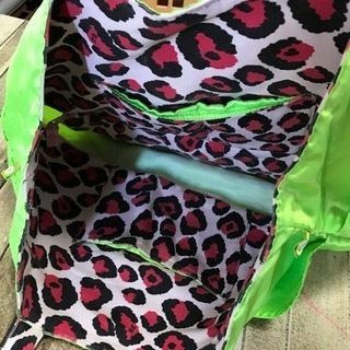 千秋ブランド リボンキャスケット 2wayマザーズバッグ 可愛くて便利! - 売ります・あげます