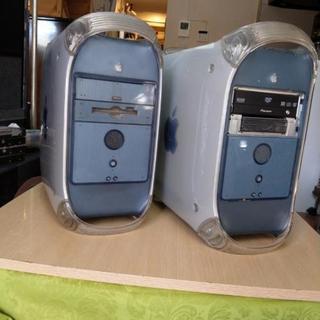 「取引中」Power Mac G4 2台セット
