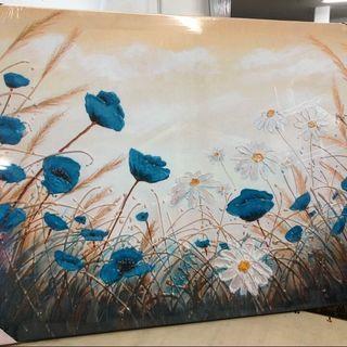 花壁掛け絵画アートパネル