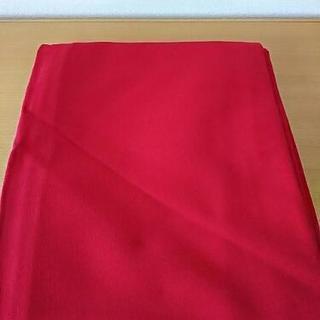 布地(厚地) 赤色