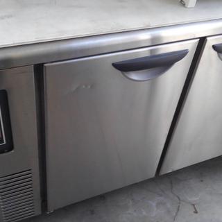 冷蔵コールドテーブル 1200x450x800